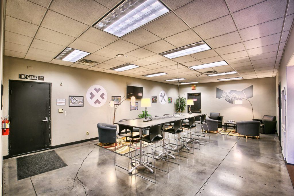 Coworking Shared Space Area