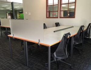 Team Table Office Space