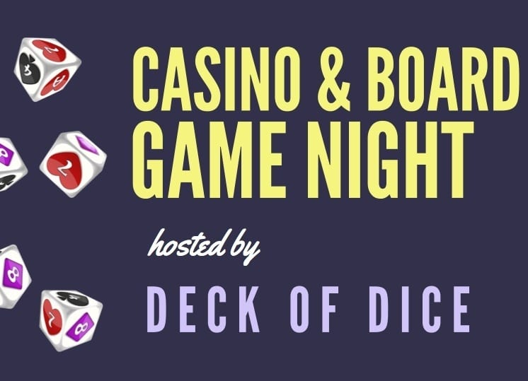 Community Game Night hosted by Deck of Dice