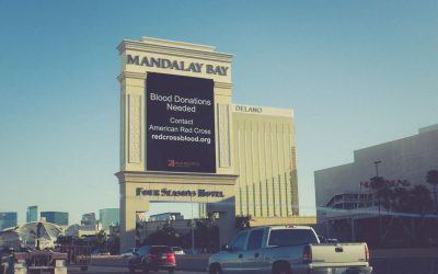 how to help las vegas heal - donate blood
