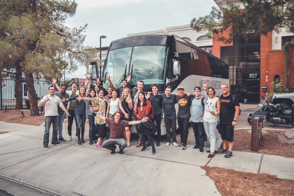 Startup Bus America